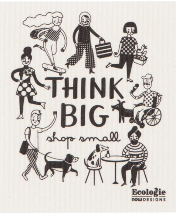 Swedish Dish Cloth - Think Big Shop Small