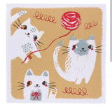 Tea / Dish Towel - Boxed Meow Meow