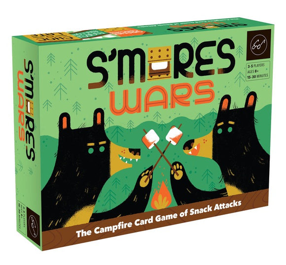 S'mores Wars — A Campfire Game Of Snack Attacks