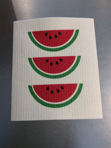 Swedish Dish Cloth Watermelon