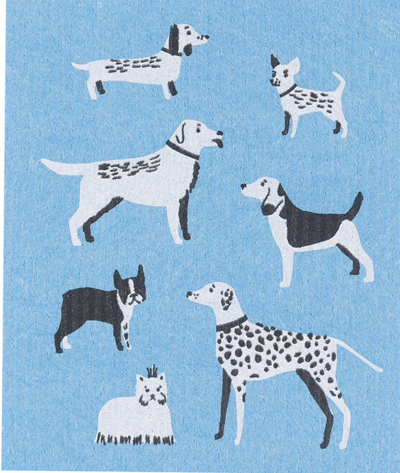 Swedish Dish Cloth Dog Days