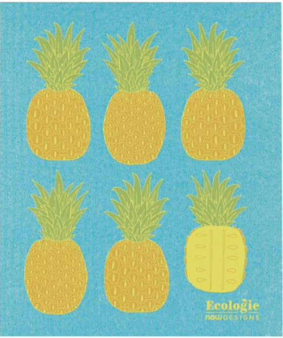 Swedish Dish Cloth Pineapples