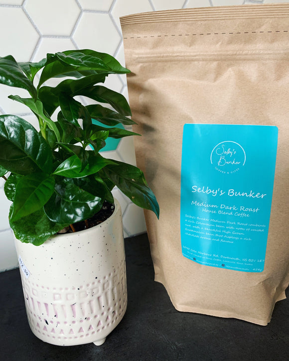 Selby's Bunker - Bag of Coffee Beans