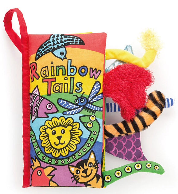Rainbow Tail Book