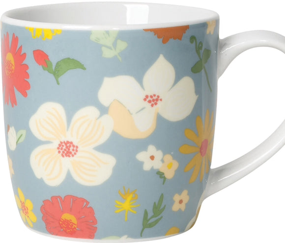 Mug - Flowers Of The Month