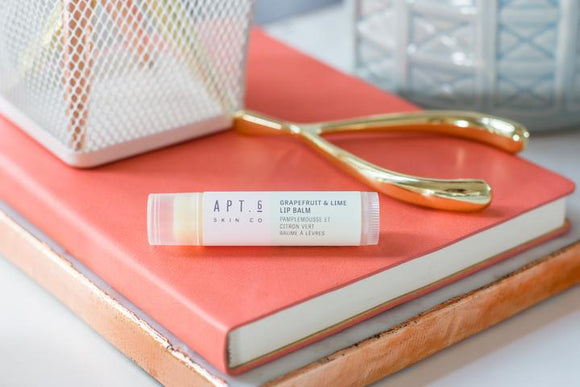 Lip Balm - Grapefruit + Lime