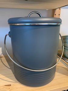 Counter Compost Bin Charcoal