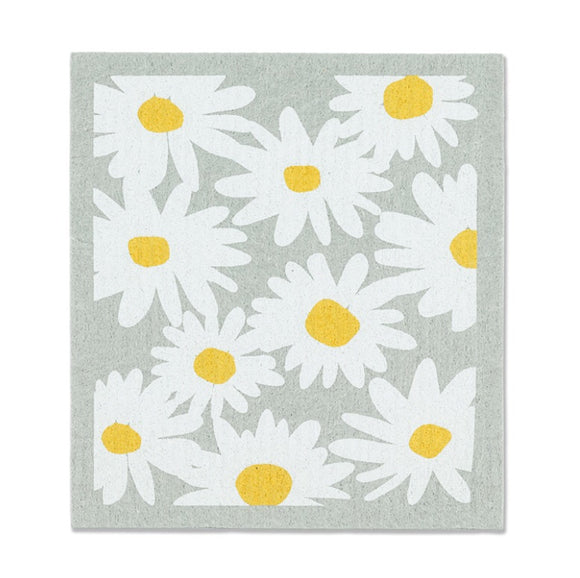 Daisy Swedish Dish Cloth