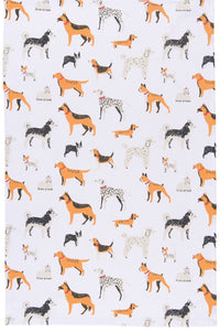 Dog Days Dish Towels