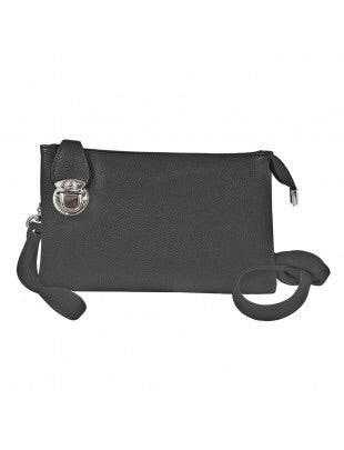 Crossbody Bag — Black