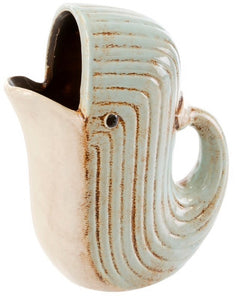 Spouting Whale Pitcher - Small