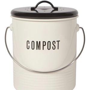 Counter Compost Bin - Vintage