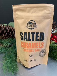 Big Cove Foods - Salted Caramels