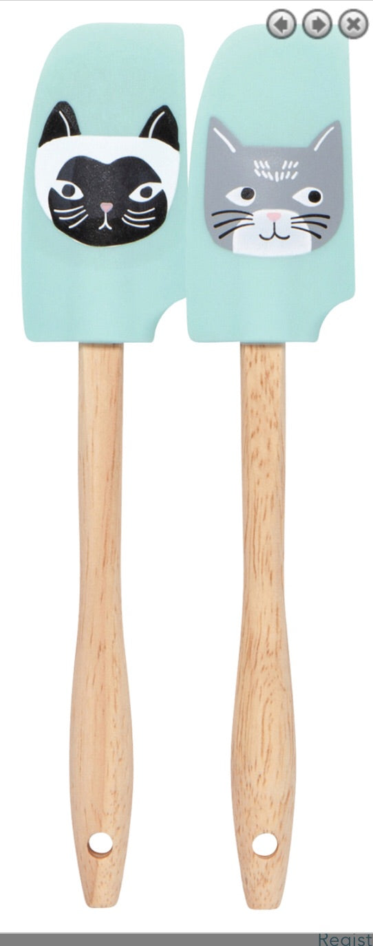 Spatula Mini 2 Cats Meow