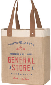 Tote Bag - Market Dry Goods