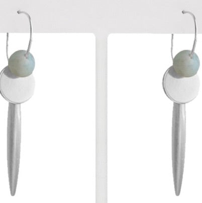 2334-TRQ-S Earrings