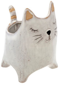 Here Kitty Planter Pot - Large