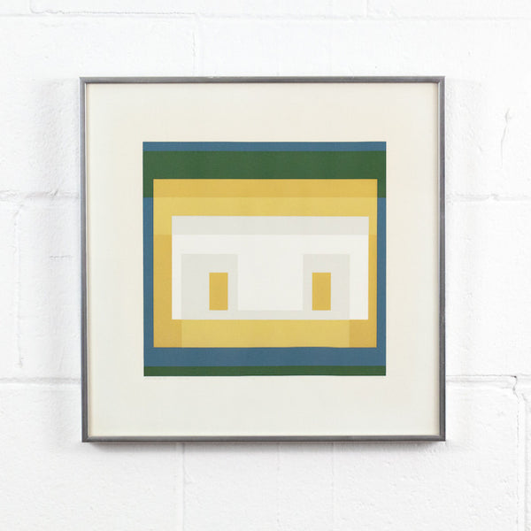 Caviar20, Josef Albers, prints, Ten Variants, silkscreen