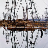 "EDWARD BURTYNSKY ""SOCAR OIL FIELDS #3, 2006"""