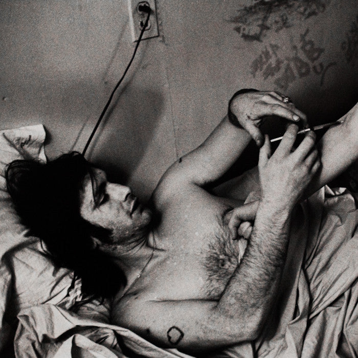 "LARRY CLARK ""COUPLE (TULSA)"" 1971"