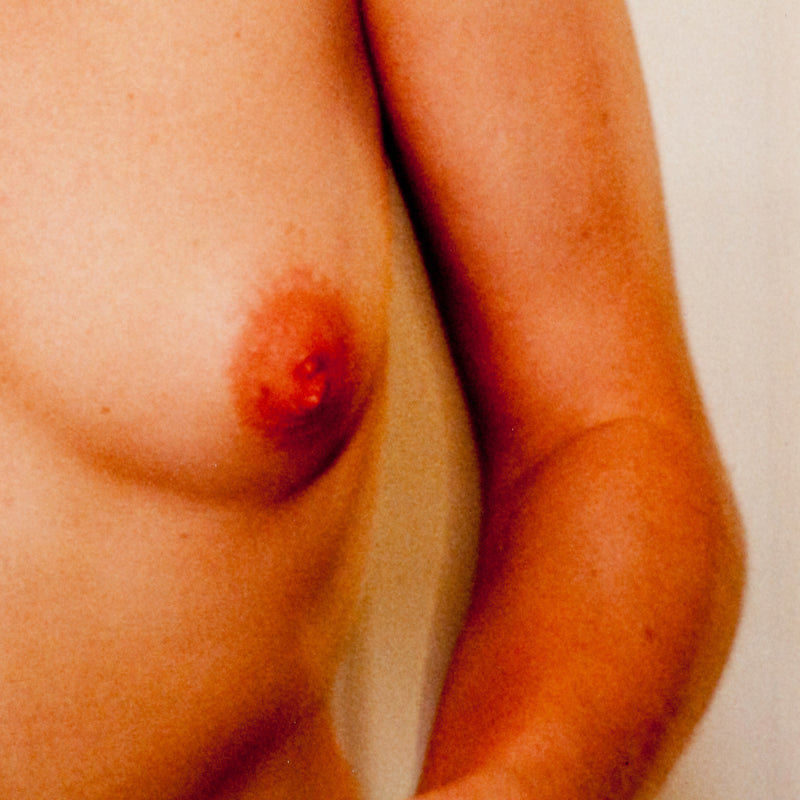 "NAN GOLDIN ""AMANDA IN THE LOCKER ROOM"""