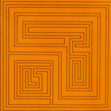 "GORDON HOUSE ""ORANGE MATRICES"" 1968"