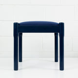"VICO MAGISTRETTI ""BLUE MONDAY"" STOOLS"