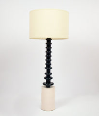 "TAHIR MAHMOOD ""BUT-TEE BLACK"" LAMP"