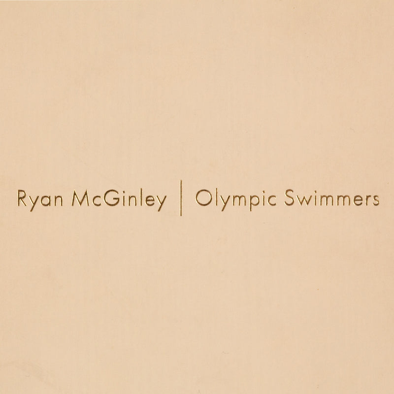 "RYAN MCGINLEY ""OLYMPIC SWIMMERS BOX"" 2004"