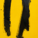 "ROBERT MOTHERWELL ""YELLOW CHORD"" ETCHING, 1981"