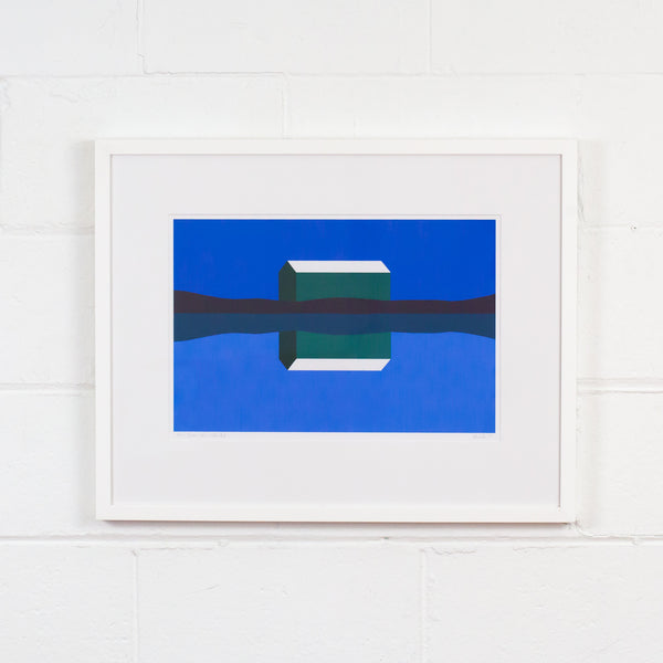 Charles Pachter Barn, prints, graphics, Caviar20
