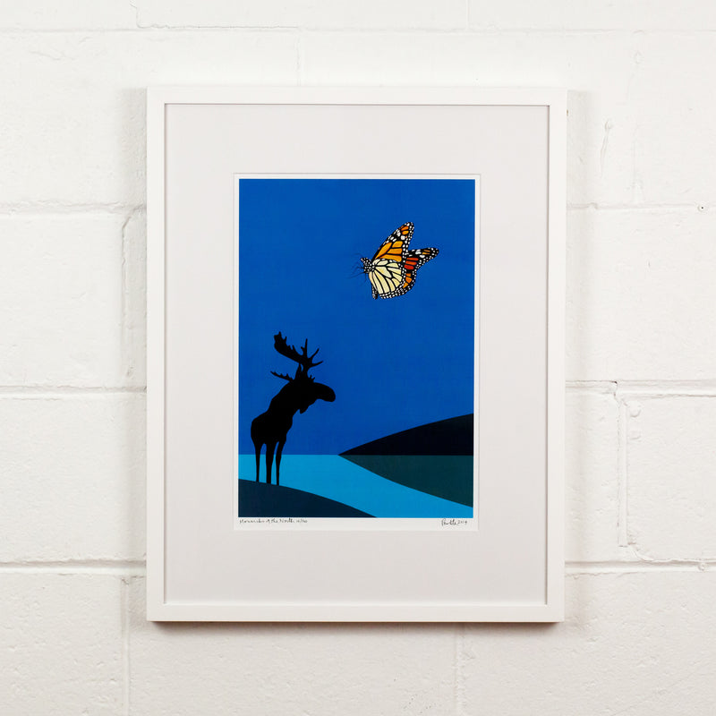 Charles Pachter prints, lithographs, Caviar20