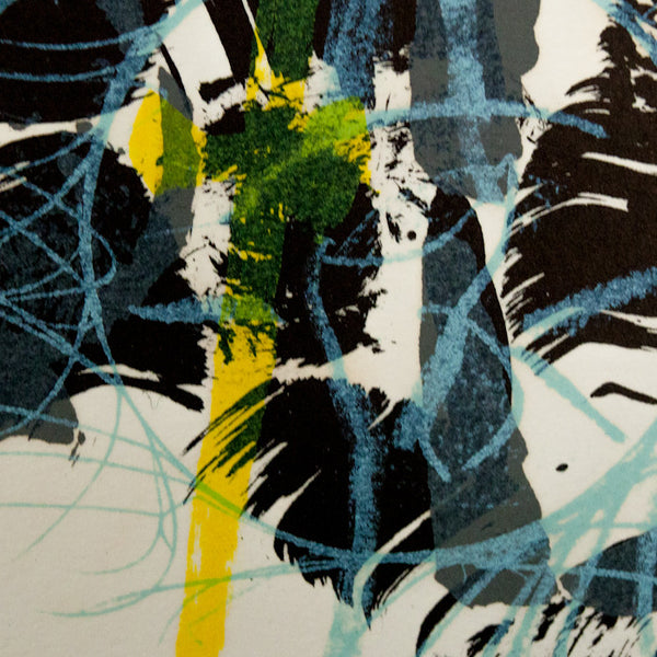Riopelle, lithograph, prints, Caviar20