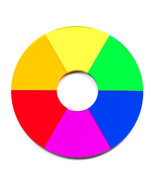 "JADE RUDE ""COLOR WHEEL"" 2015"