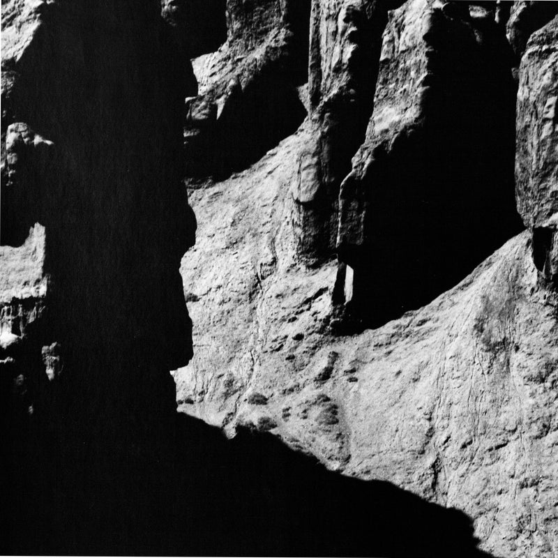 "AARON SISKIND ""UTAH 32"" PHOTO, 1976"