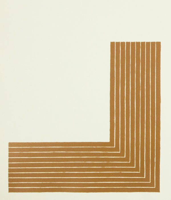 Caviar20, Frank Stella prints, Copper Series, Creede