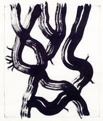 "DAVID URBAN ""UNTITLED II"" DRAWING, 1994"