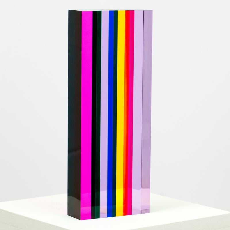 "VASA MIHICH ""FOUR STRIPES"" 2001"