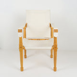 """1917 CAMPAIGN MORETTA"" CHAIR BY ZANOTTA"