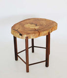 "DON HOWELL ""BARRED OWL TABLE "" 2012"