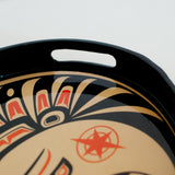 LARGE HAIDA DECORATIVE TRAY