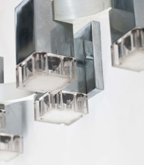 "GAETANO SCIOLARI ""CUBIC"" PANEL LIGHT"