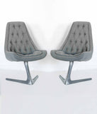 "PAIR OF SCULPTA ""STAR TREK"" CHAIRS, 1966"