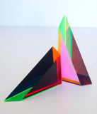 "VASA MIHICH ""TRIANGLE"" SCULPTURES"