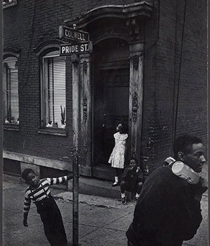 "W. EUGENE SMITH ""PITTSBURGH"" CIRCA 1955"