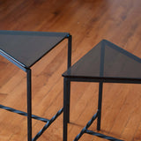 "CHROMOLY ""LITTLE ITALY"" SIDE TABLE, 2012"
