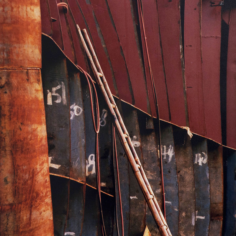 "EDWARD BURTYNSKY ""SHIPYARD #18, CHINA"", 2005"
