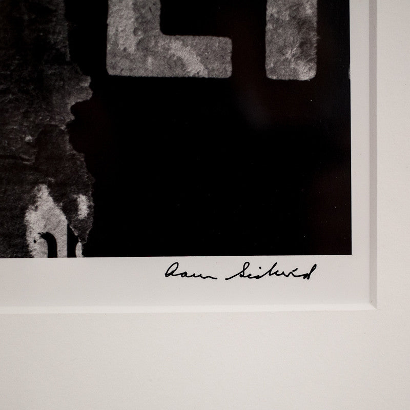 "AARON SISKIND ""ROME 46"" PHOTO"