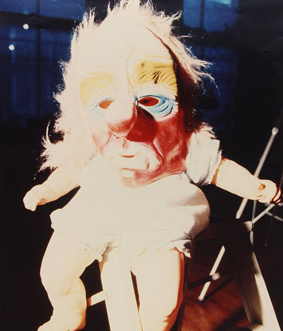 "CINDY SHERMAN ""DOLL WITH MASK"" PHOTOGRAPH, 1987"