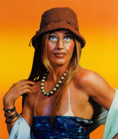 "CINDY SHERMAN ""UNTITLED - SUN TAN"", 2003"